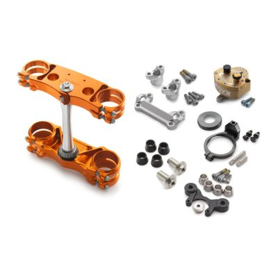 Kit Piastra Della Forcella Factory / Ammortizzatore Di Sterzo | Giglioli Motori