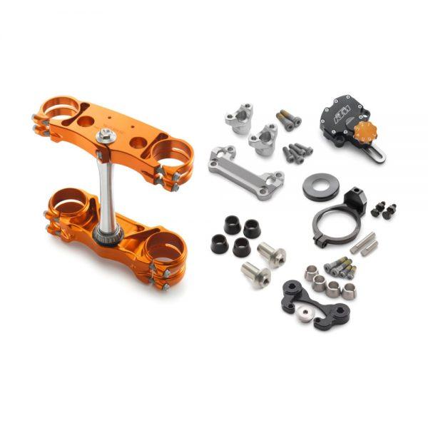 Kit Piastra Della Forcella Factory / Ammortizzatore Di Sterzo 2 | Giglioli Motori