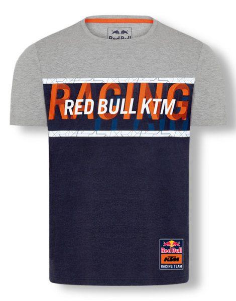 RB KTM Letra Tee fronte bianco | Giglioli Motori