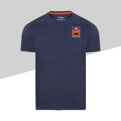 RB KTM Patch Tee Navy fronte | Giglioli Motori