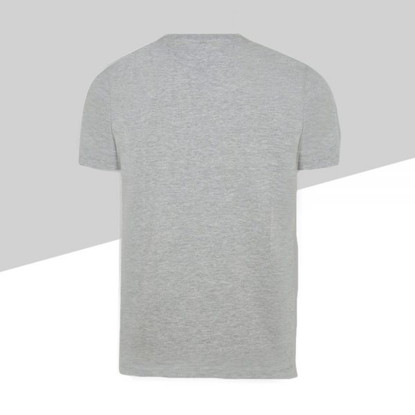 RB KTM Patch Tee Grey retro | Giglioli Motori