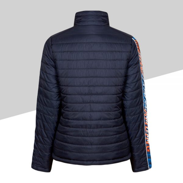 Women RB KTM Letra Reversible Jacket retro | Giglioli Motori