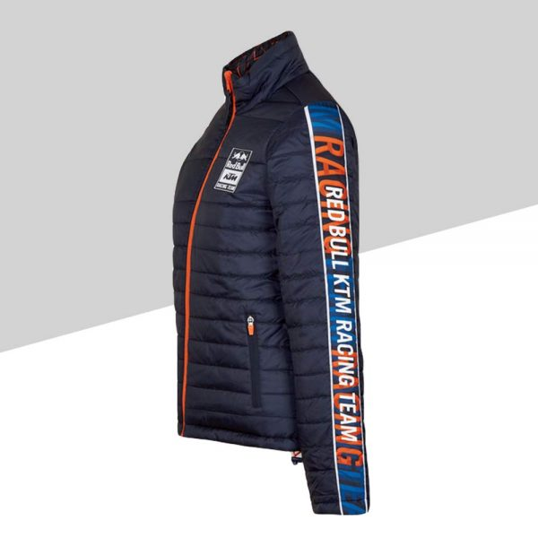 Women RB KTM Letra Reversible Jacket profilo sinistro | Giglioli Motori