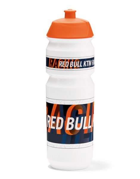 RB KTM Letra Drinking Bottle fronte bianco | Giglioli Motori