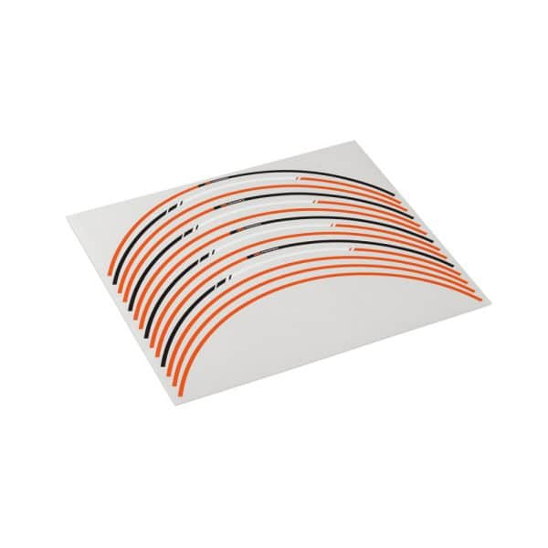 Set di adesivi per anello del cerchio   Giglioli Motori