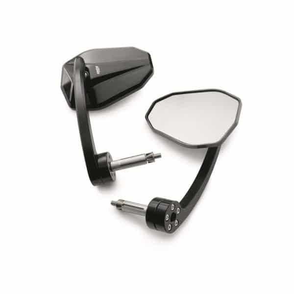 Tampone salva manopole con specchietto retrovisore | Giglioli Motori