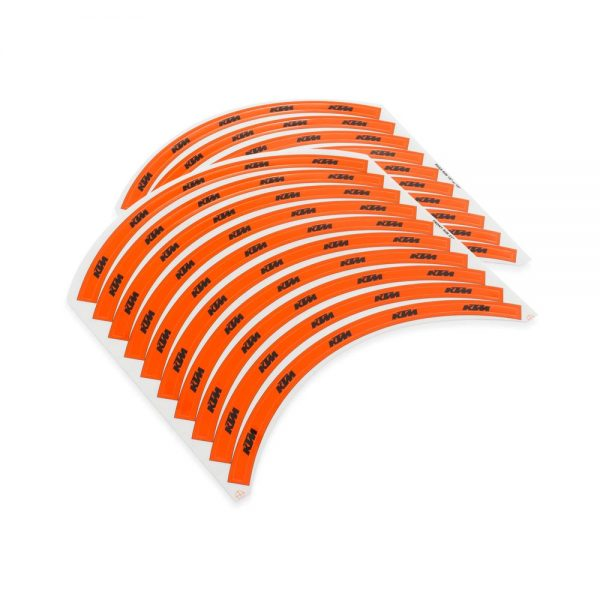 Set di adesivi per anello del cerchio | Giglioli Motori