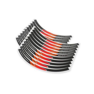 Set di adesivi per anello del cerchio 2 | Giglioli Motori