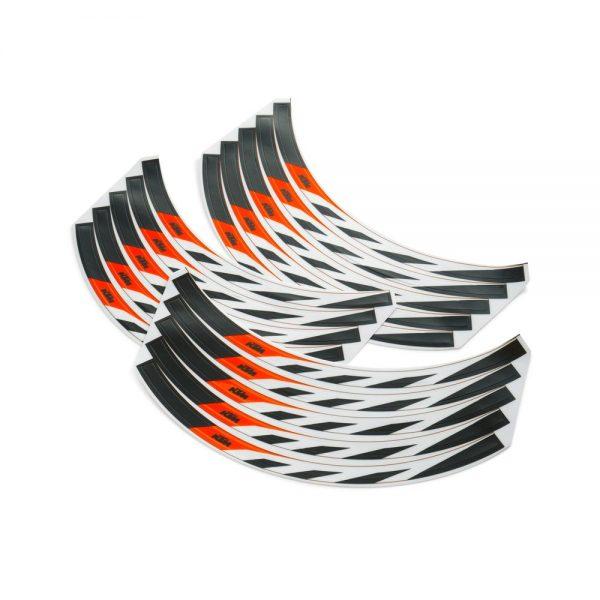 Set di adesivi per anello del cerchio 3 | Giglioli Motori