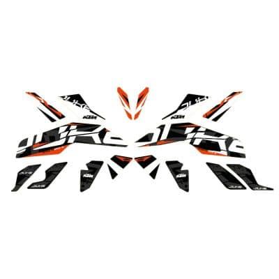 Kit delle grafiche Style | Giglioli Motori