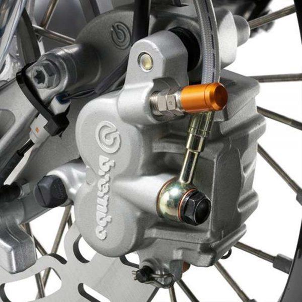 Vite di spurgo del freno posteriore applicazione | Giglioli Motori