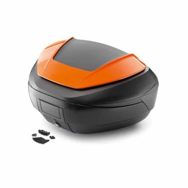 Bauletto arancione | Giglioli Motori