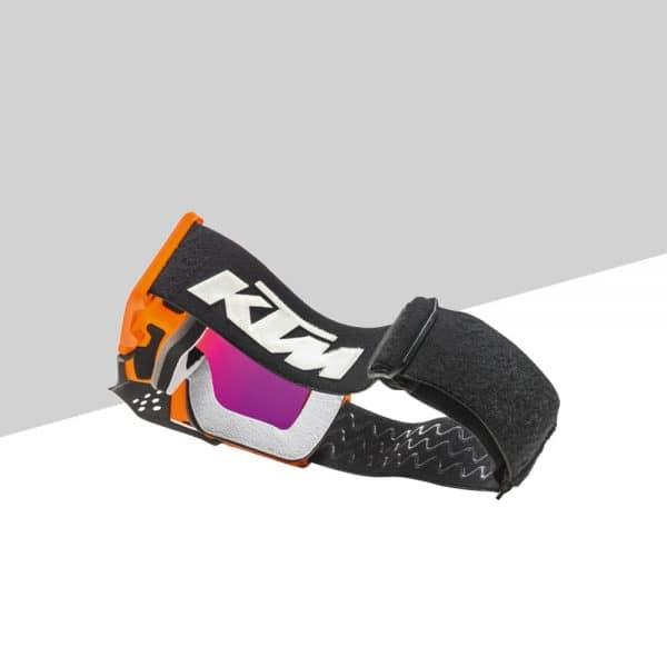 Racing Goggles retro nero   Giglioli Motori