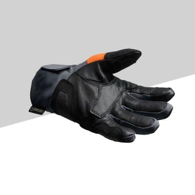 Elemental GTX Gloves retro | Giglioli Motori