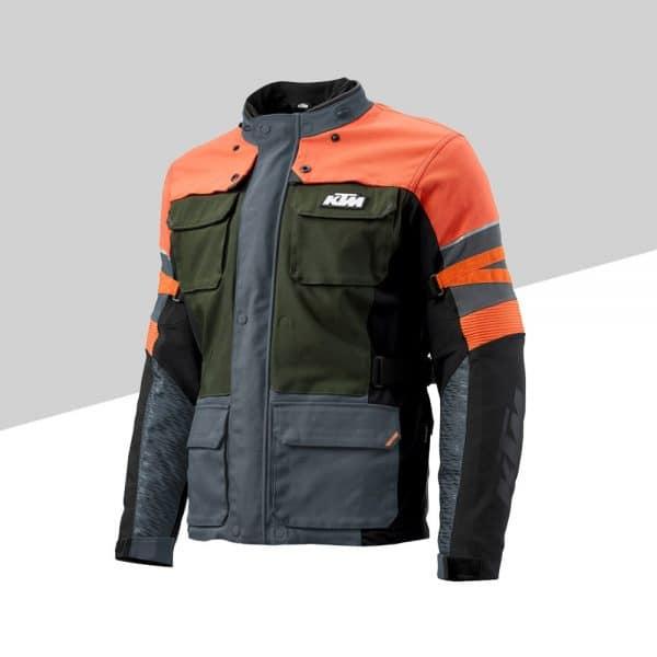 Adventure R Jacket fronte | Giglioli Motori