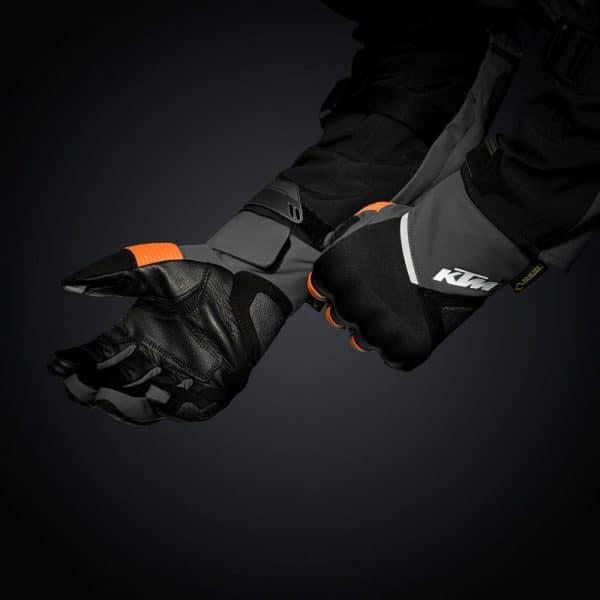 Elemental GTX Gloves | Giglioli Motori