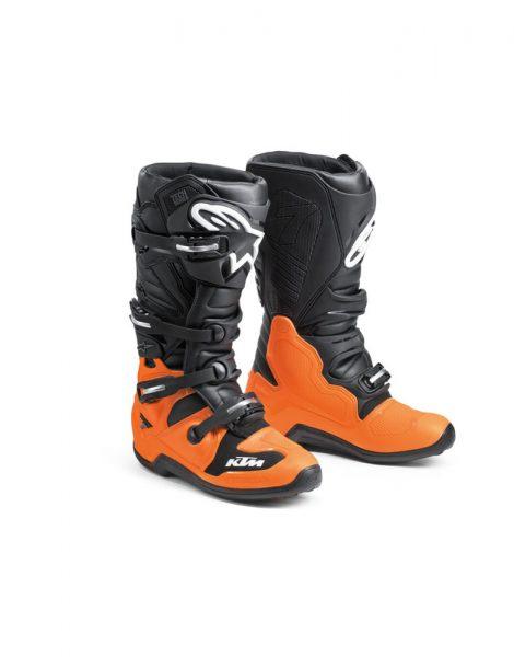 Tech 7 MX Boots fronte bianco | Giglioli Motori