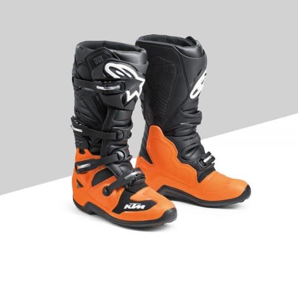 Tech 7 MX Boots fronte | Giglioli Motori