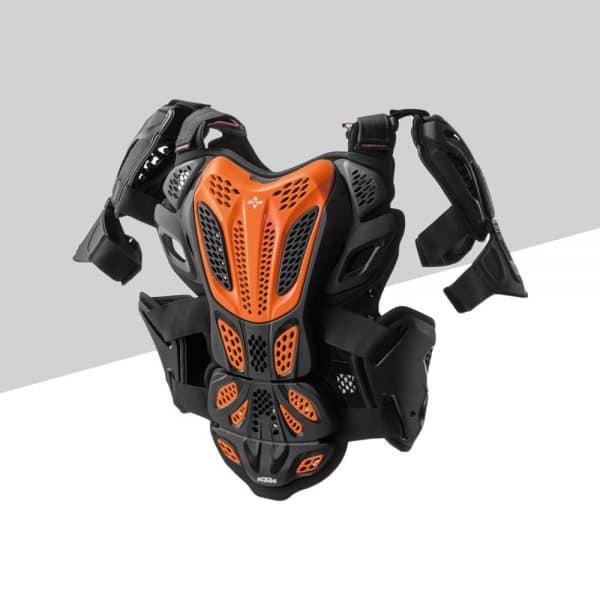 A10 Body Protector retro | Giglioli Motori