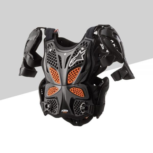 A10 Body Protector fronte | Giglioli Motori