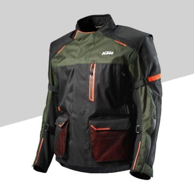 Defender Jacket fronte | Giglioli Motori