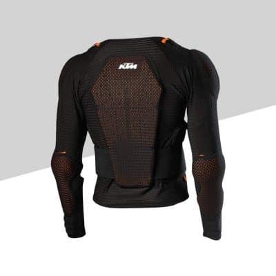 Soft Body Protector retro | Giglioli Motori