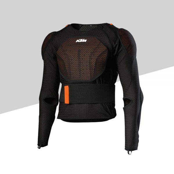Soft Body Protector fronte | Giglioli Motori