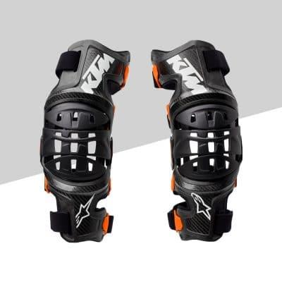 Bionic 10 Knee Brace fronte | Giglioli Motori
