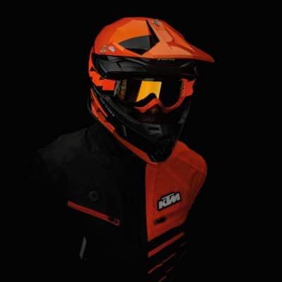 Hustle MX Goggles | Giglioli Motori