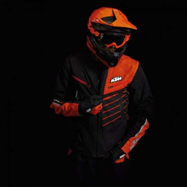 Racetech Jacket applicazione | Giglioli Motori