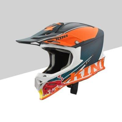 Kini-RB Competition Helmet fronte | Giglioli Motori