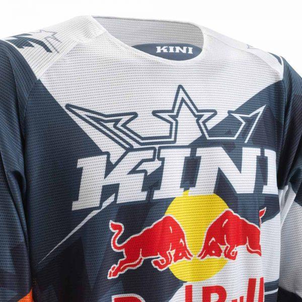 Kini-RB Competition Shirt dettaglio | Giglioli Motori