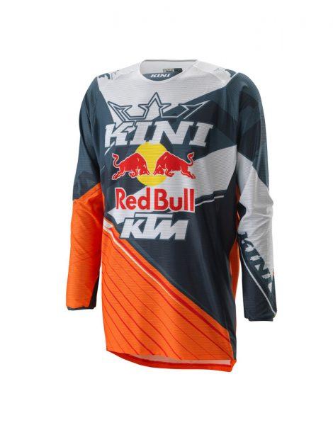 Kini-RB Competition Shirt fronte bianco | Giglioli Motori
