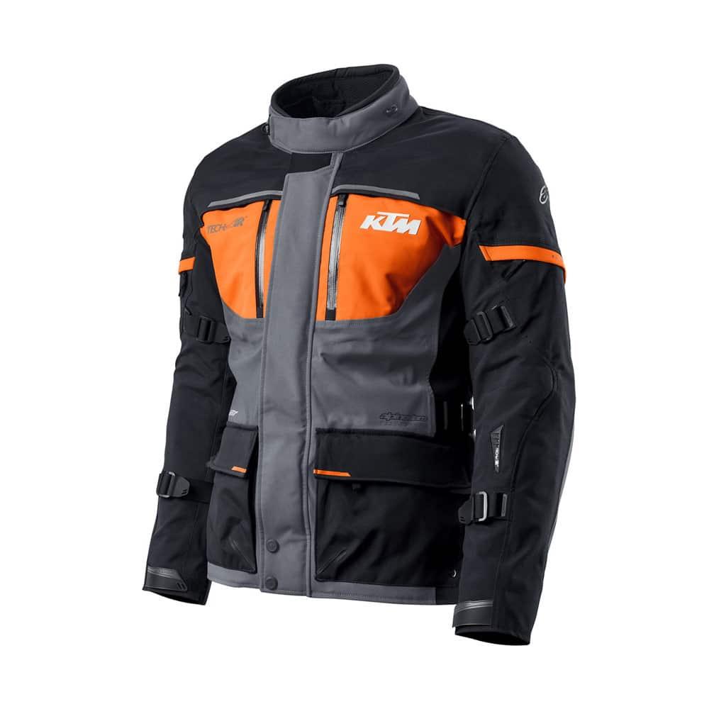 Elemental GTX Techair Jacket bianco | Giglioli Motori