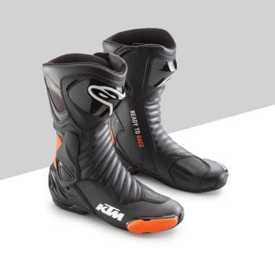 S-MX6 V2 Boots fronte | Giglioli Motori