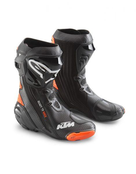Supertech R Boots Blackorange | Giglioli Motori