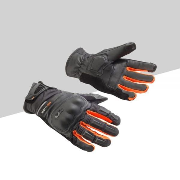 Tourrain WP Gloves fronte | Giglioli Motori