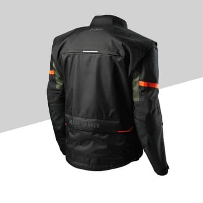 Defender Jacket retro | Giglioli Motori
