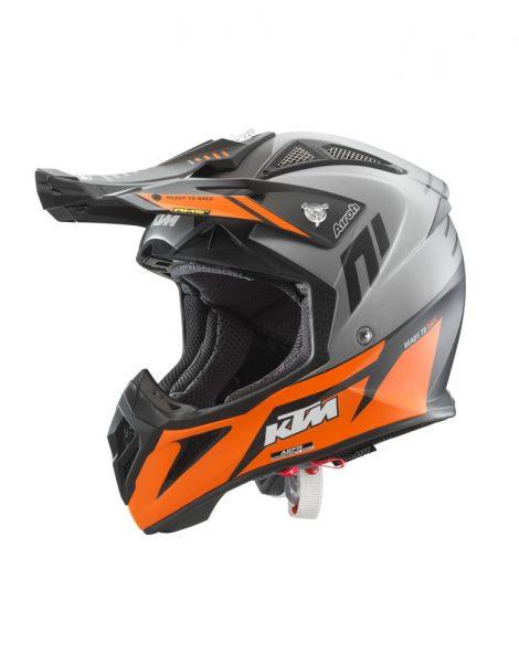 Aviator 2.3 Helmet fronte bianco | Giglioli Motori