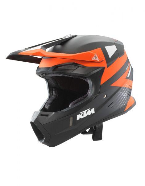 Comp light Helmet fronte bianco | Giglioli Motori
