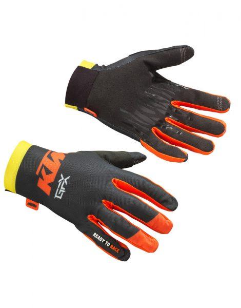 Gravity FX Gloves bianco   Giglioli Motori