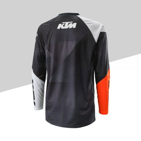 Pounce Shirt Black retro | Giglioli Motori