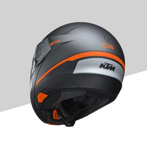 C4 Pro Helmet retro | Giglioli Motori