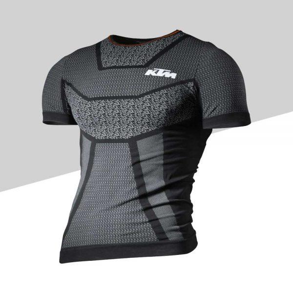 Function Undershirt Short fronte | Giglioli Motori