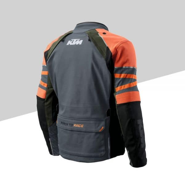 Adventure R Jacket retro | Giglioli Motori