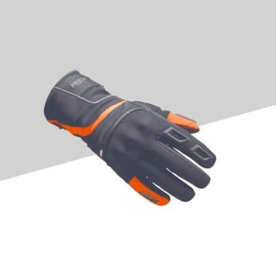 Adventure S Gloves fronte | Giglioli Motori