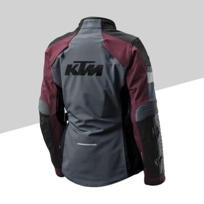 Woman Adventure S Jacket retro | Giglioli Motori