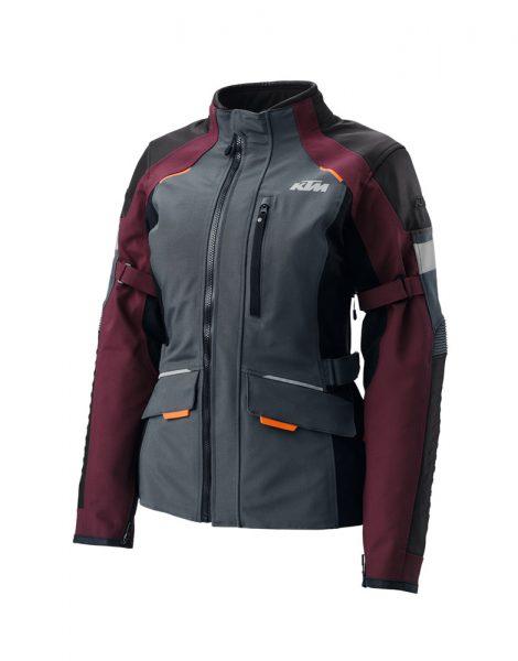 Woman Adventure S Jacket bianco | Giglioli Motori