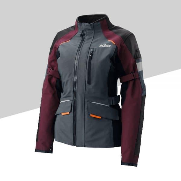 Woman Adventure S Jacket fronte | Giglioli Motori