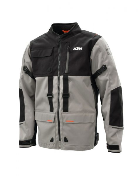 Tourrain WP Jacket bianco | Giglioli Motori